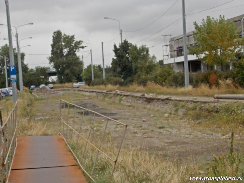 Traseul 102, etapa II: Intersecție Republicii - Gara de Vest Dscn0246