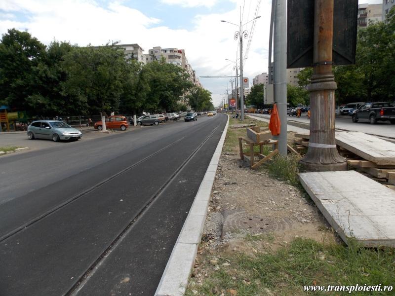 Traseul 101, etapa I: Intersecție Republicii - Intersecție Candiano Popescu ( zona BCR ) - Pagina 2 Dscn0625