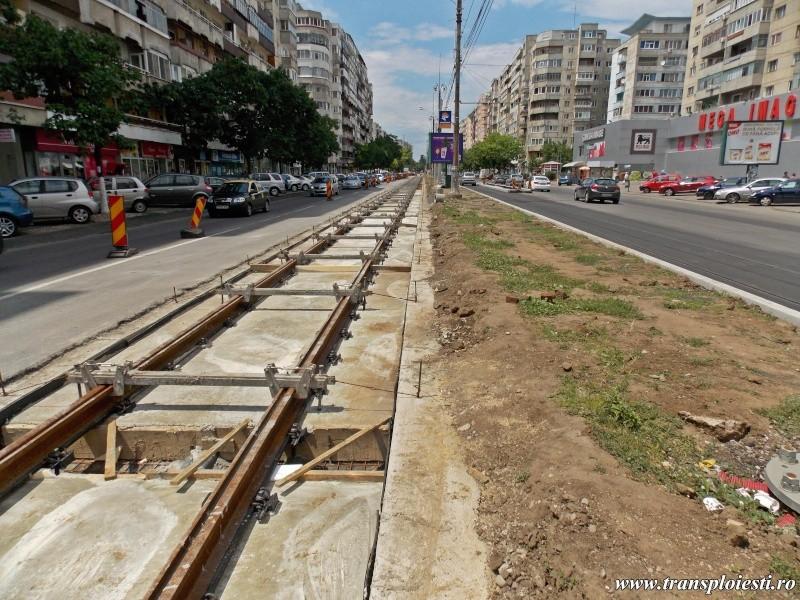 Traseul 101, etapa I: Intersecție Republicii - Intersecție Candiano Popescu ( zona BCR ) - Pagina 2 Dscn0626