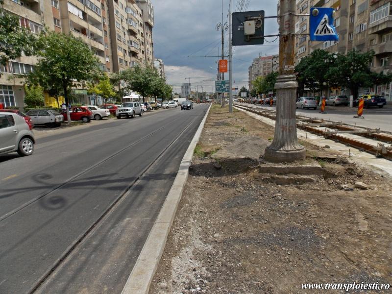 Traseul 101, etapa I: Intersecție Republicii - Intersecție Candiano Popescu ( zona BCR ) - Pagina 2 Dscn0628