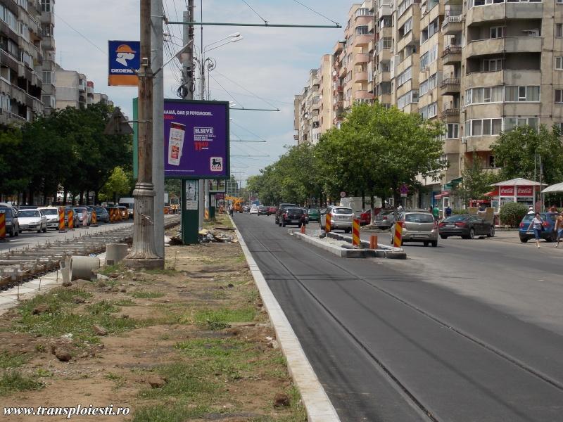 Traseul 101, etapa I: Intersecție Republicii - Intersecție Candiano Popescu ( zona BCR ) - Pagina 2 Dscn0629