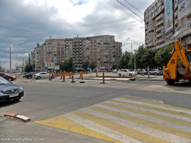 Traseul 101, etapa I: Intersecție Republicii - Intersecție Candiano Popescu ( zona BCR ) - Pagina 2 Dscn0630