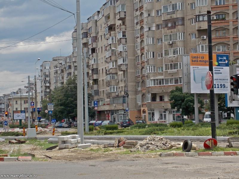 Traseul 101, etapa I: Intersecție Republicii - Intersecție Candiano Popescu ( zona BCR ) - Pagina 2 Dscn0631