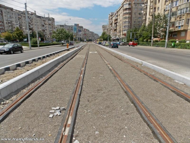 Traseul 101, etapa I: Intersecție Republicii - Intersecție Candiano Popescu ( zona BCR ) - Pagina 2 Dscn0633