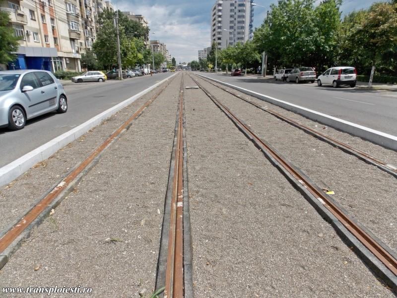 Traseul 101, etapa I: Intersecție Republicii - Intersecție Candiano Popescu ( zona BCR ) - Pagina 2 Dscn0635