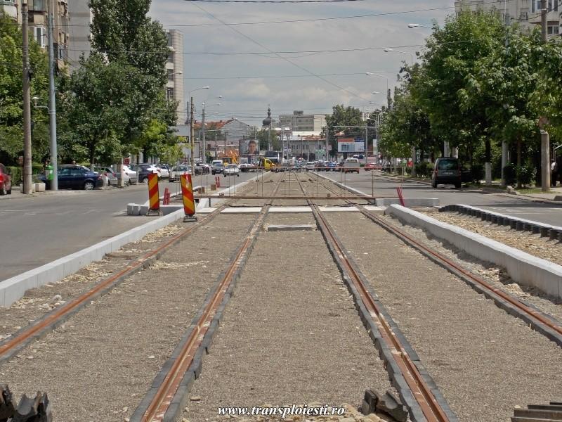 Traseul 101, etapa I: Intersecție Republicii - Intersecție Candiano Popescu ( zona BCR ) - Pagina 2 Dscn0637