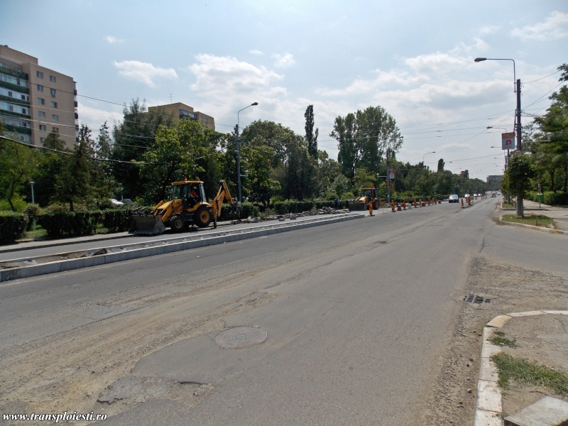 Traseul 102, etapa I: Bucla Nord ( Sp. Județean ) - Intersecție Republicii - Pagina 6 Dscn0843