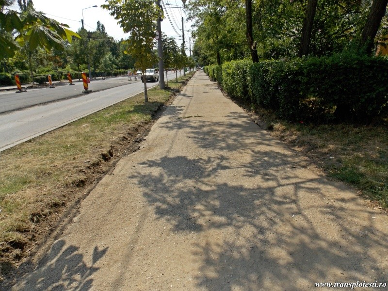 Traseul 102, etapa I: Bucla Nord ( Sp. Județean ) - Intersecție Republicii - Pagina 6 Dscn0844