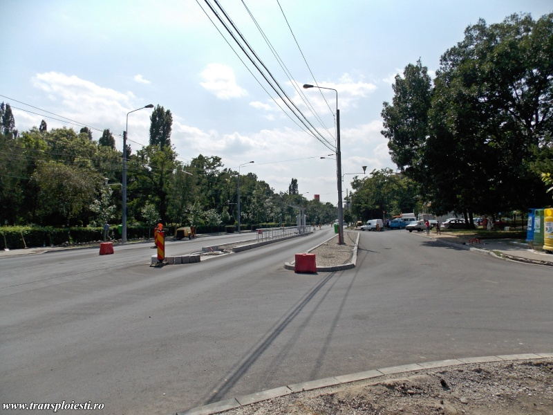 Traseul 102, etapa I: Bucla Nord ( Sp. Județean ) - Intersecție Republicii - Pagina 6 Dscn0845