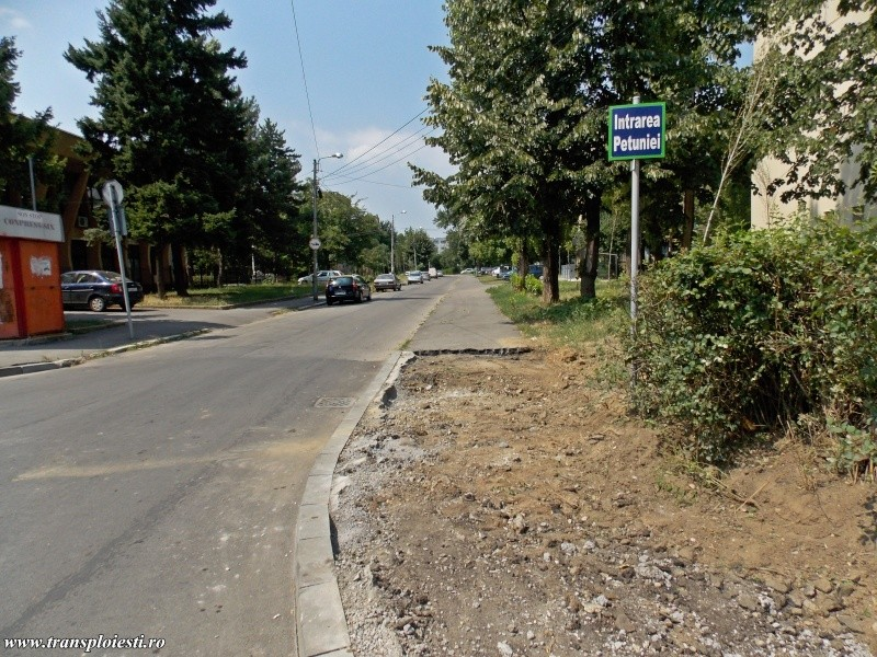 Traseul 102, etapa I: Bucla Nord ( Sp. Județean ) - Intersecție Republicii - Pagina 6 Dscn0846