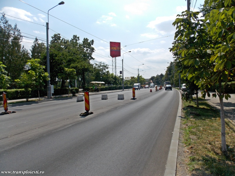 Traseul 102, etapa I: Bucla Nord ( Sp. Județean ) - Intersecție Republicii - Pagina 6 Dscn0849