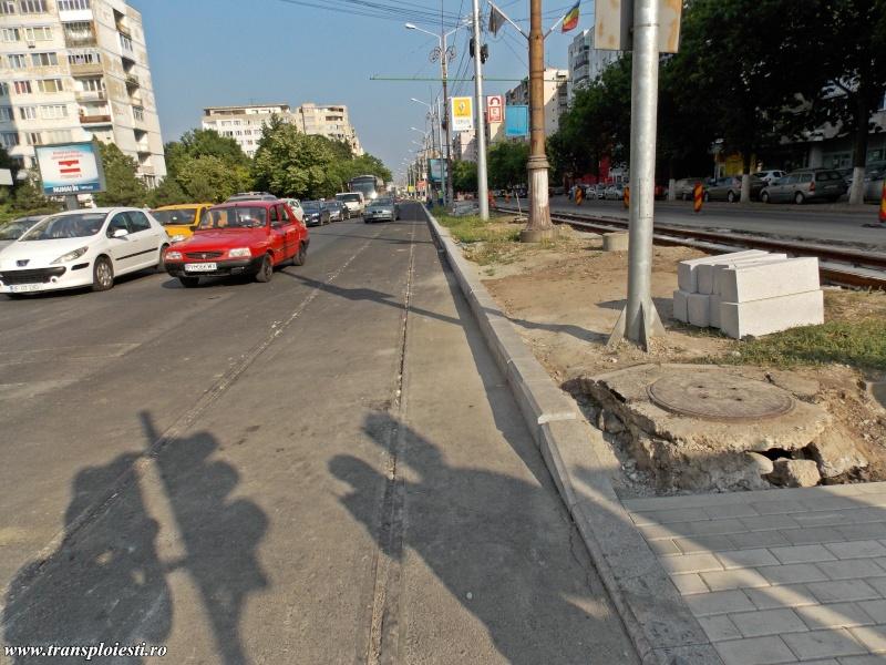 Traseul 101, etapa I: Intersecție Republicii - Intersecție Candiano Popescu ( zona BCR ) - Pagina 2 Dscn0854