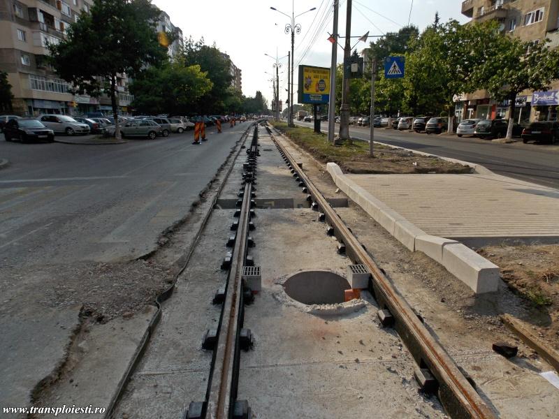 Traseul 101, etapa I: Intersecție Republicii - Intersecție Candiano Popescu ( zona BCR ) - Pagina 2 Dscn0858