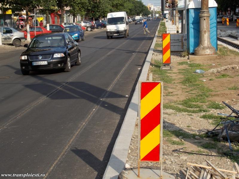 Traseul 101, etapa I: Intersecție Republicii - Intersecție Candiano Popescu ( zona BCR ) - Pagina 2 Dscn0861