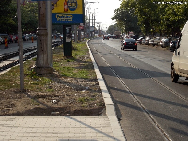 Traseul 101, etapa I: Intersecție Republicii - Intersecție Candiano Popescu ( zona BCR ) - Pagina 2 Dscn0862