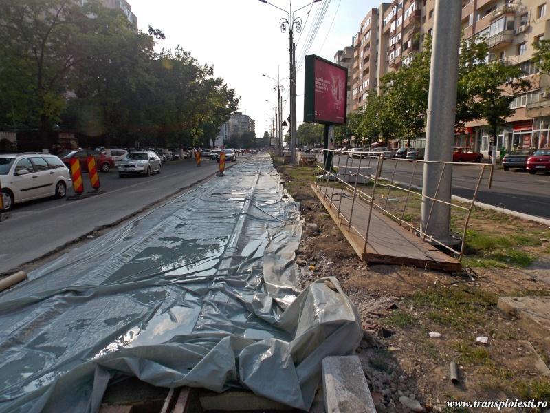 Traseul 101, etapa I: Intersecție Republicii - Intersecție Candiano Popescu ( zona BCR ) - Pagina 2 Dscn0863