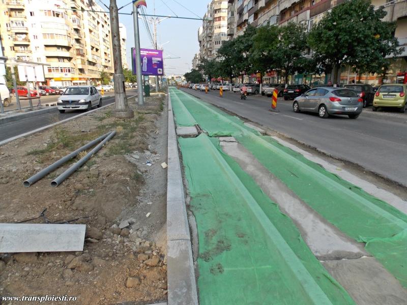 Traseul 101, etapa I: Intersecție Republicii - Intersecție Candiano Popescu ( zona BCR ) - Pagina 2 Dscn0867