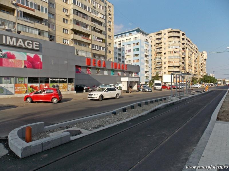 Traseul 101, etapa I: Intersecție Republicii - Intersecție Candiano Popescu ( zona BCR ) - Pagina 2 Dscn0869