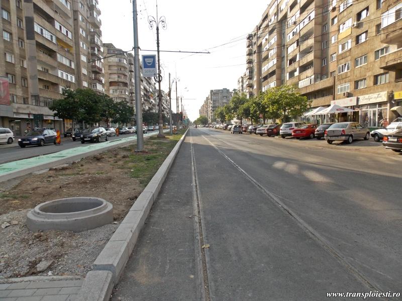 Traseul 101, etapa I: Intersecție Republicii - Intersecție Candiano Popescu ( zona BCR ) - Pagina 2 Dscn0871