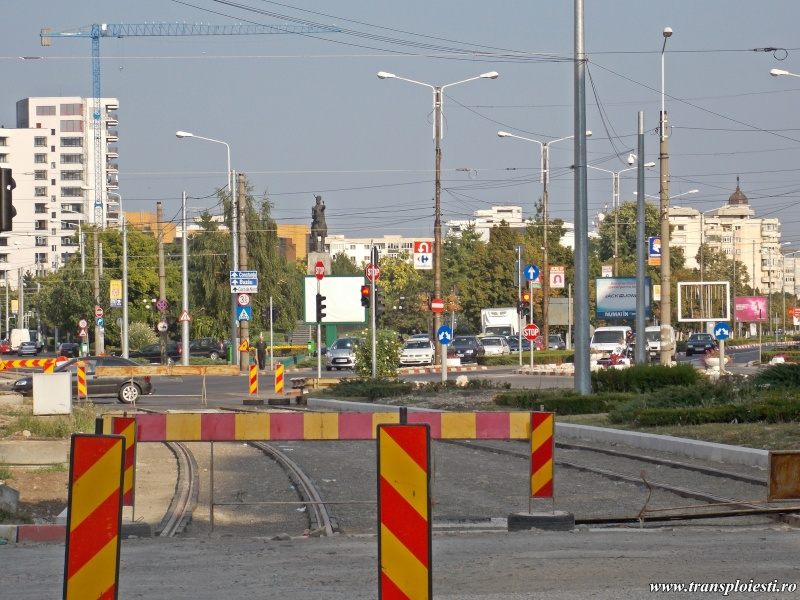 Traseul 101, etapa I: Intersecție Republicii - Intersecție Candiano Popescu ( zona BCR ) - Pagina 2 Dscn0874