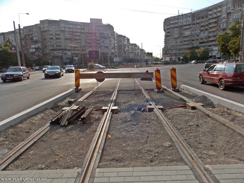 Traseul 101, etapa I: Intersecție Republicii - Intersecție Candiano Popescu ( zona BCR ) - Pagina 2 Dscn0875