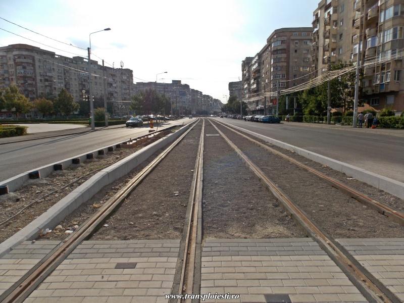 Traseul 101, etapa I: Intersecție Republicii - Intersecție Candiano Popescu ( zona BCR ) - Pagina 2 Dscn0878