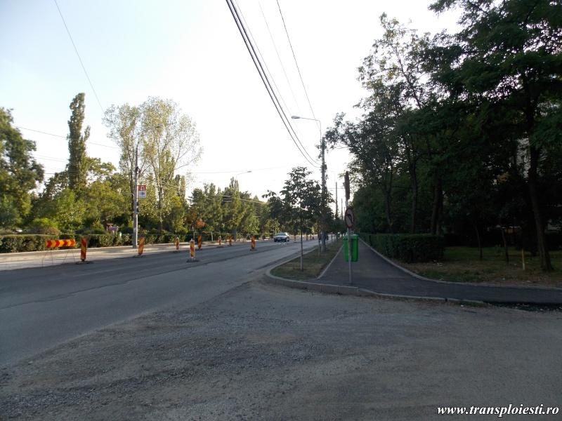 Traseul 102, etapa I: Bucla Nord ( Sp. Județean ) - Intersecție Republicii - Pagina 6 Dscn0931