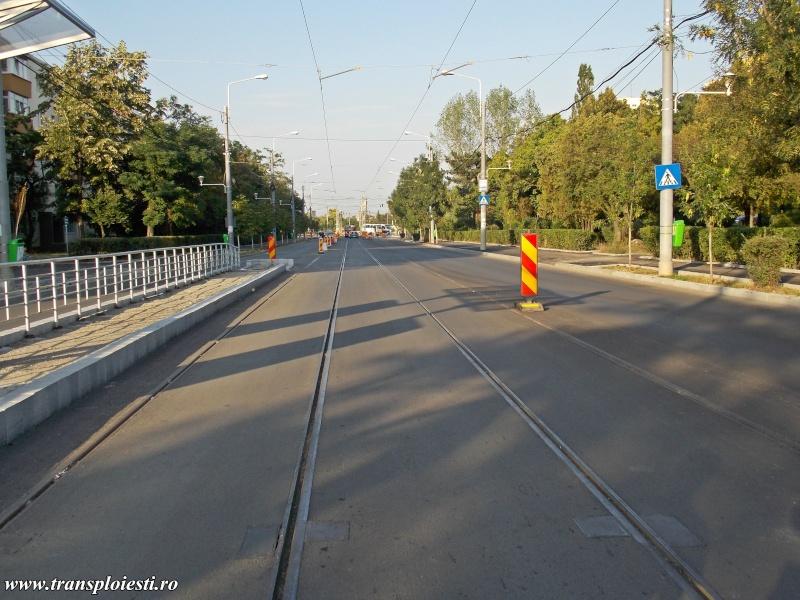 Traseul 102, etapa I: Bucla Nord ( Sp. Județean ) - Intersecție Republicii - Pagina 6 Dscn0934