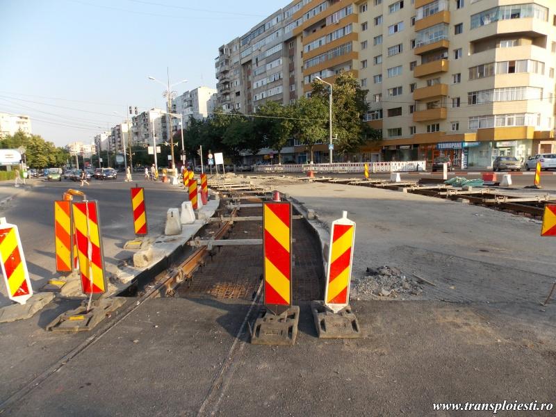 Traseul 102, etapa I: Bucla Nord ( Sp. Județean ) - Intersecție Republicii - Pagina 6 Dscn0948