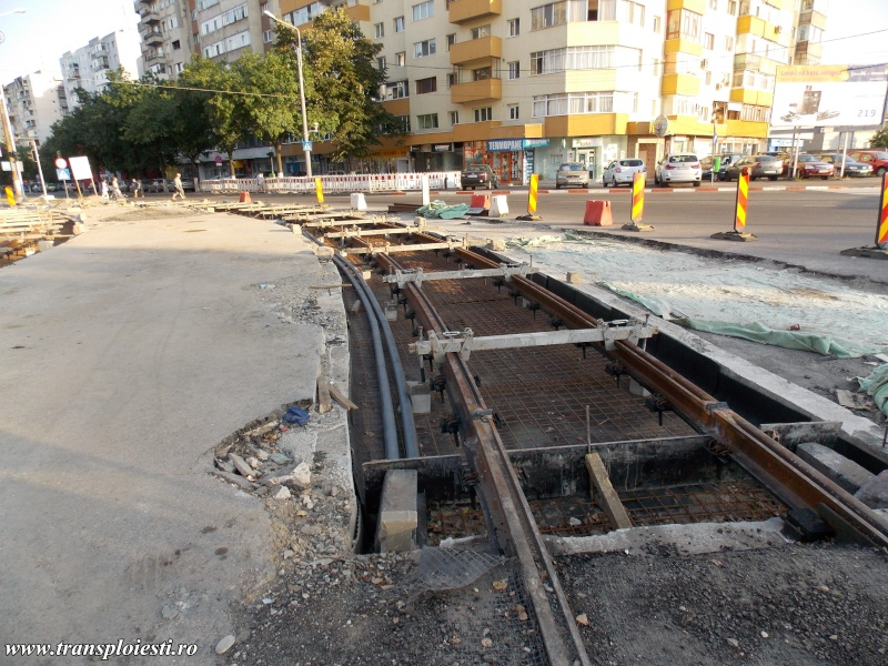 Traseul 102, etapa I: Bucla Nord ( Sp. Județean ) - Intersecție Republicii - Pagina 6 Dscn0949