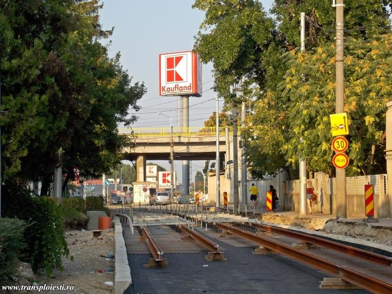 Traseul 101, etapa II: Intersecție Candiano Popescu ( zona BCR ) - Gara de Sud - Pagina 4 Dscn0951