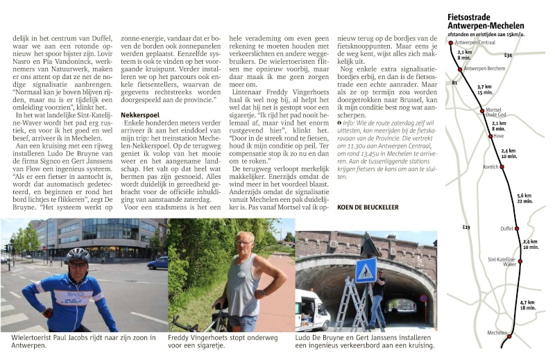 L025 Fietsweg Antwerpen - Mechelen (L25) ('fiets-o-strade' 2 - axe nord-sud) [sud] F01 - Page 3 Gva_1111