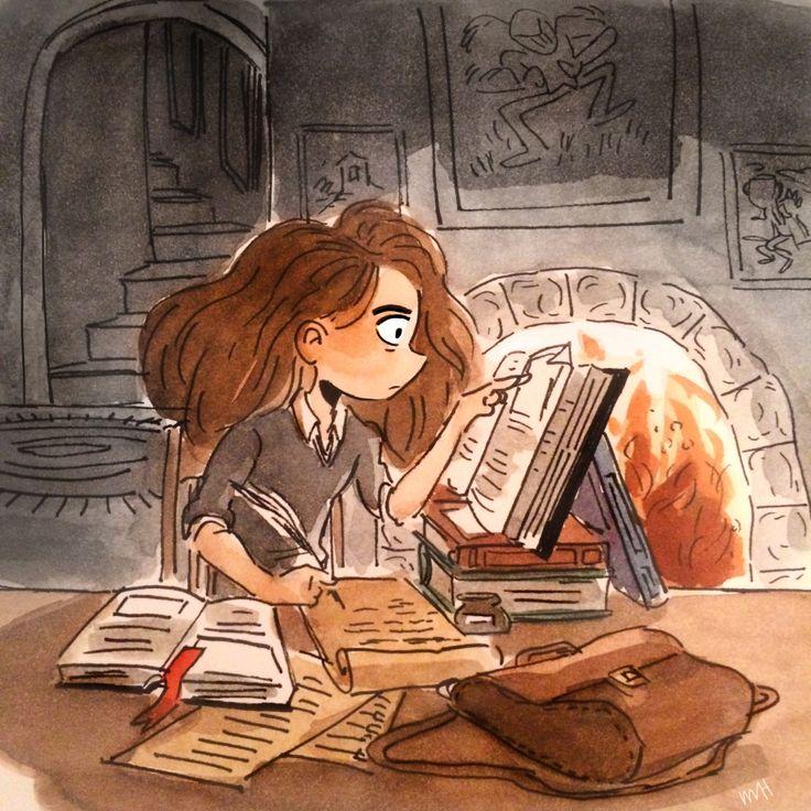 Jeu des dessins HP! ^^ - Page 6 76d14c10