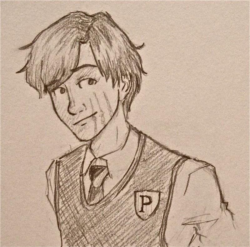 Jeu des dessins HP! ^^ - Page 6 Loony_10