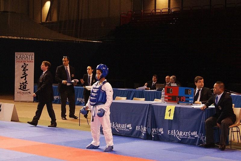 Championnat Paris minimes janvier 2015 Dsc08911