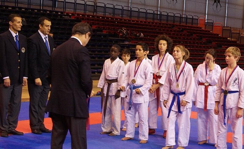 Championnat Paris minimes janvier 2015 Dsc08913