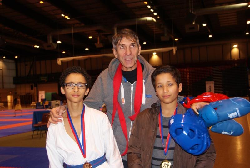 Championnat Paris minimes janvier 2015 Dsc08915
