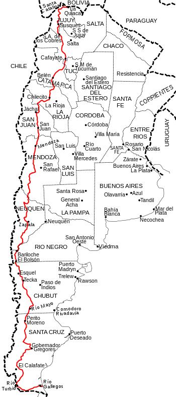 La Mítica ruta 40 en Argentina. Aspectos generales. 350px-10