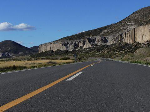 La Mítica ruta 40 en Argentina. Aspectos generales. 91165410