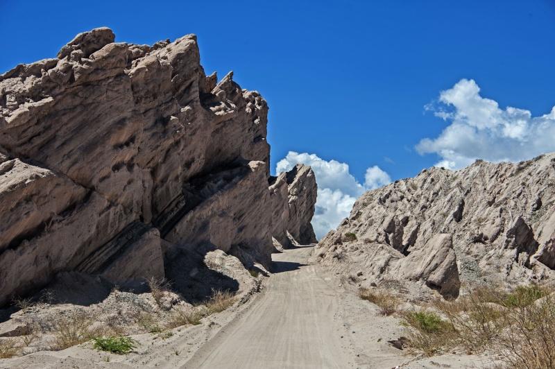 La Mítica ruta 40 en Argentina. Aspectos generales. Ruta-411