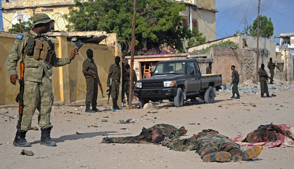 Somalia  - Varied Uniforms 47796710