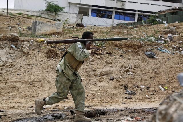 Somalia  - Varied Uniforms Corbis10