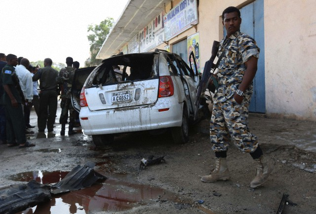 Somalia  - Varied Uniforms Corbis11