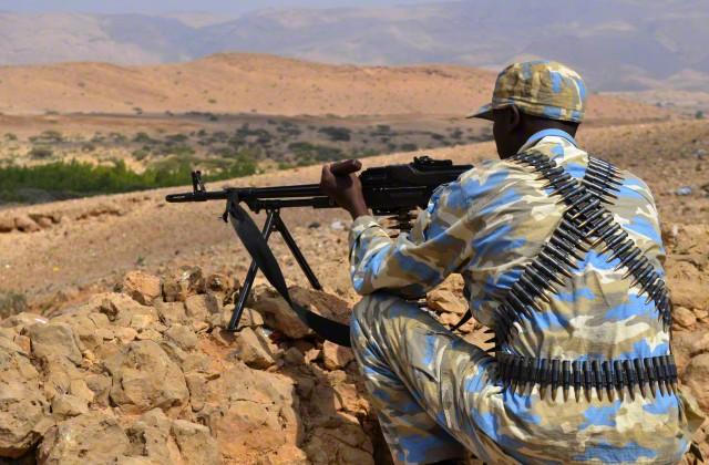 Somalia  - Varied Uniforms Corbis13