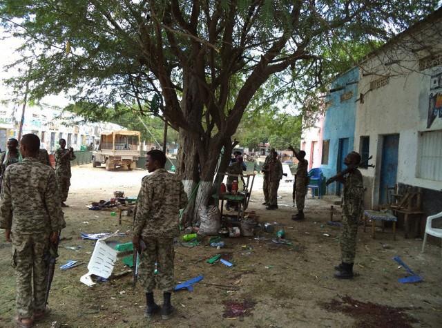 Somalia  - Varied Uniforms Corbis15