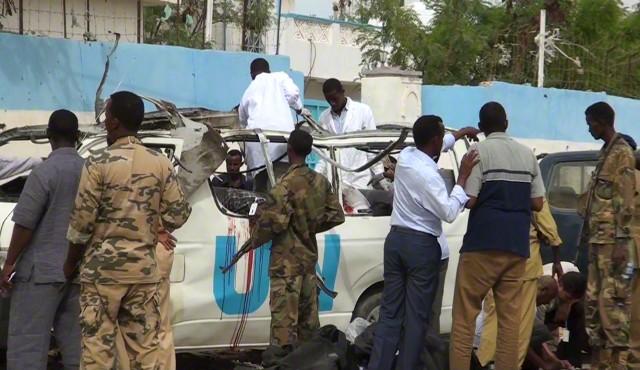 Somalia  - Varied Uniforms Corbis16
