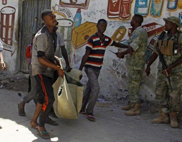 Somalia  - Varied Uniforms Corbis17