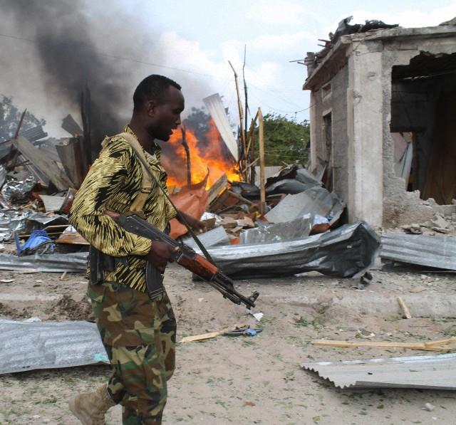 Somalia  - Varied Uniforms Corbis20