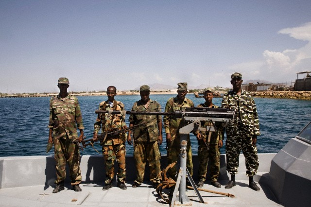 Somalia  - Varied Uniforms Corbis26