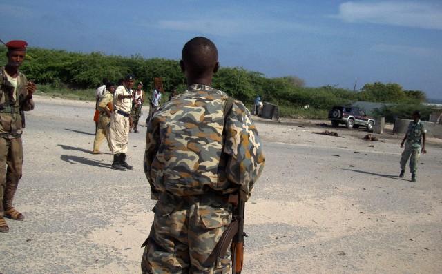 Somalia  - Varied Uniforms Corbis28